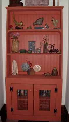 """""""Hi the cabinet is beautiful, it is just what I was looking for and Made in USA!! I mounted it on old bricks. I live in an old farmhouse circa 1830, it fits right in."""" """"Mike C from Bensalem, PA"""""""