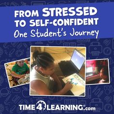 Discover how homeschooling with Time4Learning helped one student beat the stress and anxiety of her school's restrictive schedule during the pandemic. #homeschooling #homeschoolstory #homeschool How To Start Homeschooling, Online Homeschooling, Spelling Lists, Find Friends, School Staff, Study Skills, Online Programs, Single Parenting, Science Experiments