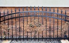 Where our European-trained craftsmen custom manufacture railings, staircases, gates, decks, fences and other custom metal work. Custom Metal Work, Custom Metal Fabrication, Welding Works, Apex Design, Steel Gate, Metal Gates, Metal Projects, Service Design, Metal Working