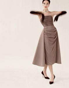 Natalia Vodianova by Steven Meisel for Vogue US