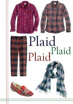 Southern Royalty trend: plaid.
