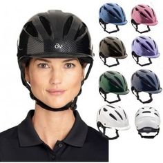 Protege Helmet- available in a variety of colors as well in a matte finish