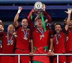 Portugal gana (0-1) su primere Eurocoupe ante France
