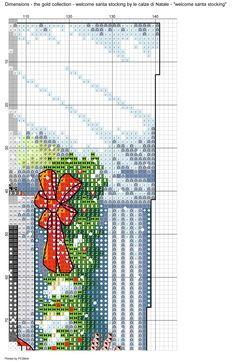 welcome santa stocking-04