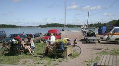 Valtakunnalliset pyöräilyreitit: Saaristokierros on pala kauneinta Suomea. Finnish archipelago is best seen if you ride a bike from Turku.