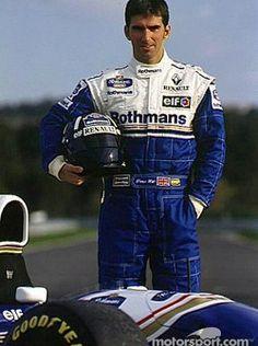 Damon Hill - World Champion 1996 Damon Hill, Sport Cars, Race Cars, Motor Sport, Formula 1, British F1, Williams F1, Gilles Villeneuve, Blues