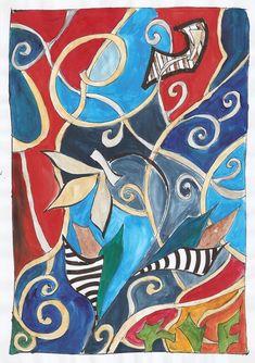 decoratiuni interioare apartamente – Adelina Mărieş – design Artist, Painting, Design, Artists, Painting Art, Paintings, Painted Canvas, Drawings