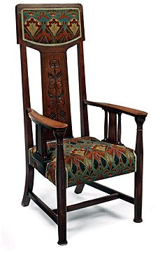 Gustav Stickley And The American Arts Crafts Movement Furniture Art Craft Design