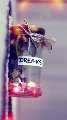 Dreams In Jar IPhone Wallpaper Mobile Wallpaper Iphone 6 Wallpaper, Whatsapp Wallpaper, Wallpapers Android, Cute Wallpaper Backgrounds, Pretty Wallpapers, Girl Wallpaper, Wallpaper Quotes, Wallpaper Wallpapers, Best Wallpapers For Girls