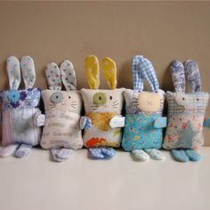 Handmade Toys For Kids Fabric Scraps Sewing Toys, Sewing Crafts, Sewing Projects, Fabric Toys, Fabric Scraps, Scrap Fabric, Softies, Plushies, Pdf Sewing Patterns