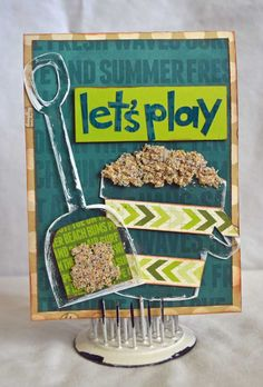 Let's Play *Clear Scraps Monthly kit Club* - Scrapbook.com