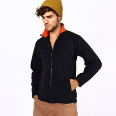 62980990cd2e Men s Jacket Polo Republica Zipper Two Colored
