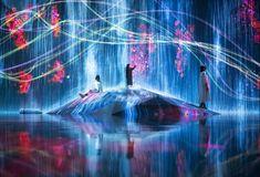 teamLab откроет масштабную выставку в Гамбурге. Художественная группа из Япониианонсировала открытие выставки teamLab Borderless Hamburg: Digital Art Museum,которая запуститсяв 2024 году.