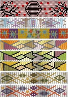 Peyote Patterns
