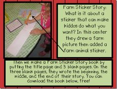 sticker story