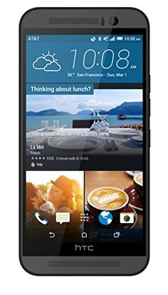HTC One M9, Gunmetal Grey 32GB (Verizon Wireless) HTC http://www.amazon.com/gp/product/B00UCAO31A?tag=canreb0c-20