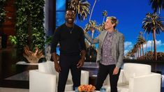 Emmy winner Sterling K. Brown just happened to be backstage when Ellen read a viewer question, so he came onstage to answer it himself! The Ellen Show, Try Again, Tv Shows, Shit Happens, Brown, Youtube, Brown Colors, Youtubers, Youtube Movies