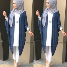 New Abaya pattern  with hijab😃