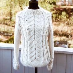 Excited to share this item from my #etsy shop: HAMPSTEAD sweater - handknit #clothing #sweater #women #men #female #scandinavian #knitting #handknit #knittingpatterns #knittingtechniques #knittersofinstagram #knittedsweaters #sweater #stricken #strickenisttoll #strikking #strikkedilla #strikkegenser #handmade #norwegiansweater #norwegianknitting