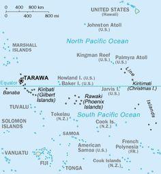 Tarawa Island Women Tarawa Gilbert Islands Kiribati 2110257