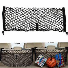 Trunk Car Auto SUV Rear Cargo Luggage Organizer Storage Mesh Net Nylon Sale - Banggood Mobile More