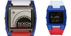 Nixon surf challenge watch