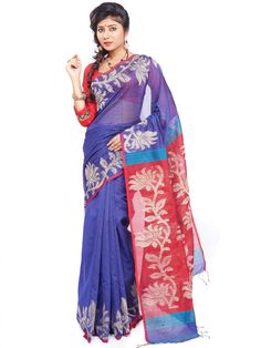 Handloom Ethnic Saree with Indian Mark Buy Online shopping to buy designer handloom ethnic saree with indian handlom mark in india. Wear dynamic and young style gorgeous designer saree to impress from Indian.