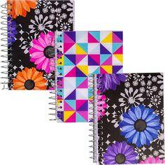 Spiral Fat Notebooks, 180 Sheets