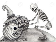 Resultado de imagem para halloween mãos esqueleto