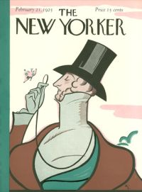 The New Yorker. I read it every week. If only to remind me of those parts of New York I miss.