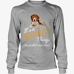 #Beagle It's A #Beagle Dog Thing, Order HERE ==> https://www.sunfrog.com/Pets/112112111-371280344.html?6789, Please tag & share with your friends who would love it, #jeepsafari #birthdaygifts #superbowl