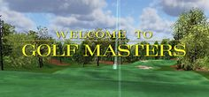 Golf Masters Free Download PC Game