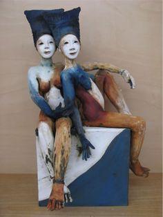 Macdonell Ceramics, Alasdair Neil & Sally - Contemporary ceramics from Bath.