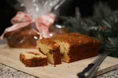 Cinnamon Sugar Christmas bread