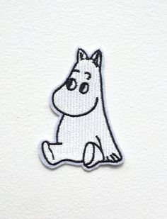 Strykemerke - Mummitrollet - Epla Snoopy, Accessories, Fictional Characters, Art, Art Background, Kunst, Performing Arts, Fantasy Characters, Art Education Resources