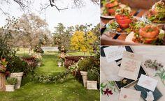 7 detalles inolvidables para las bodas en otoño