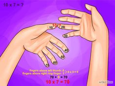 Imagen titulada Multiply With Your Hands Step 10