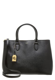 Tilaa ilman lähetyskuluja Lauren Ralph Lauren Käsilaukku - black(gold) : 324,95 € (25.11.2015) Zalando.fi-verkkokaupasta.