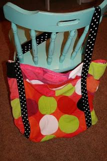 Beach Towel Bag.  @Kellie Hayes , we are doing this!!!  :-)