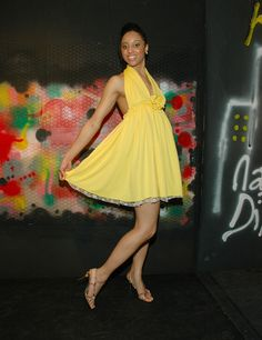 NaJo Sunshine BabyDoll Dress