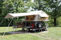 Homebuilt Camper Trailer (with Pictures)
