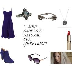 Caroline Stair - Baile by speedlina on Polyvore