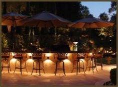 Exterior Lighting Design, exterior design, exterior lighting, modern backyard design click on image for info on modern design