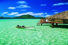 Tahiti Bora Bora  The Pearl Resort   Bora Bora Pearl Beach Resort din Tahiti the backyard of your stay !