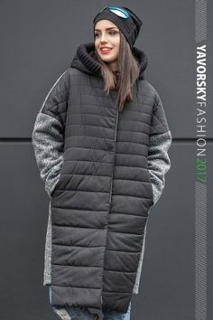 MODA-Mix-ar5-339 Winter Fashion Outfits, Look Fashion, Chic Outfits, Winter Jackets Women, Coats For Women, Elisa Cavaletti, Cool Coats, Mode Jeans, Outdoor Fashion