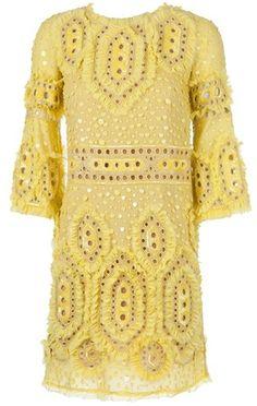 Emilio Pucci Embellished Dress