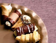 V hlavní roli vánoční rolky - iDNES. Christmas Sweets, Christmas Cooking, Czech Desserts, Czech Recipes, Xmas Cookies, Piece Of Cakes, Desert Recipes, Food Hacks, Nutella