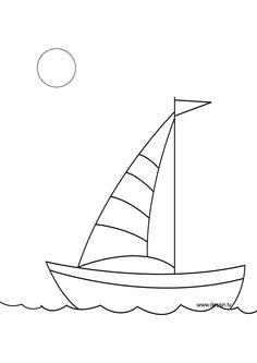 Boat-drawings