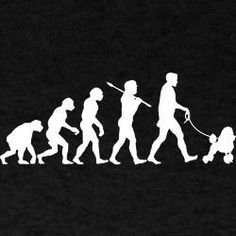 A natural evolution- I'm sure Darwin would agree!!