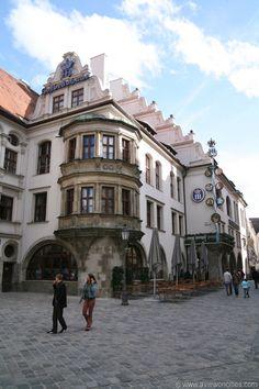 HofBrauhaus - Munich, Germany My favorite city in Deutschland